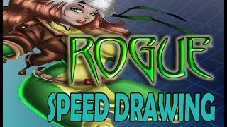 Rogue | Speed Draw Process
