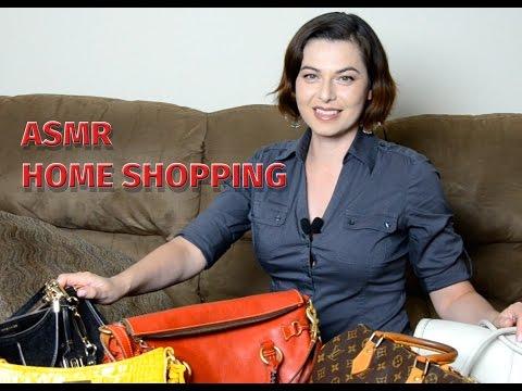 ASMR Home Shopping: Handbags (Antique, Vintage, Modern)~Soft-Spoken/Whisper