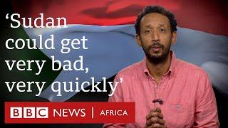 Gambar cover What's happening in Sudan? - BBC Africa