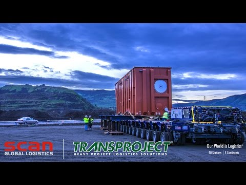 SGL / TransProject Heavy Lift Logistics