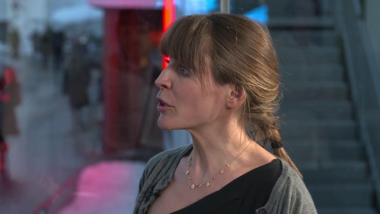 Hub Culture Davos 2018 - Lea Tarnowski, COO & President of Averon