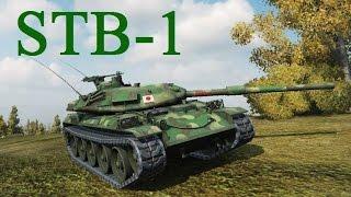 【WoT:STB-1】ゆっくり実況でおくる戦車戦Part234 byアラモンド