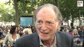 Game of Thrones David Bradley Interview - The Red Wedding Reaction YouTube Videos
