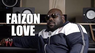 Faizon Love on His Comparison of Bill Cosby to Emmett Till  (Part 14)