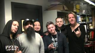 Fear Factory - Belfast, Northern Ireland - Demanufacture 20th Anniversary Tour - Episode 12