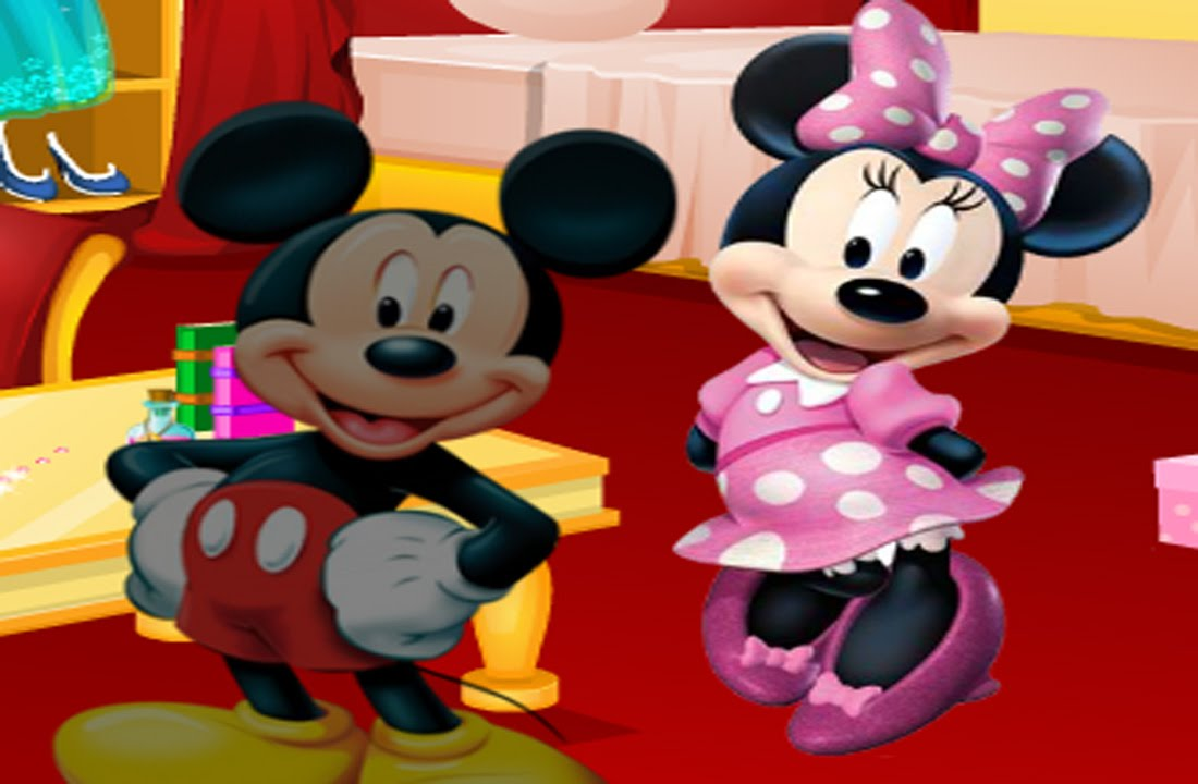 mickey and minnie hide and seek mickey mouse clubhouse games for kids
