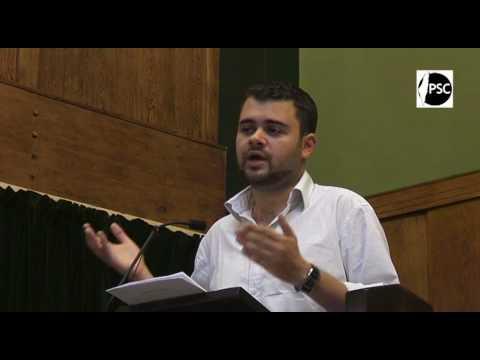 Gaza Flotilla testimony - Palestine Solidarity Campaign meeting Part 1 of 3