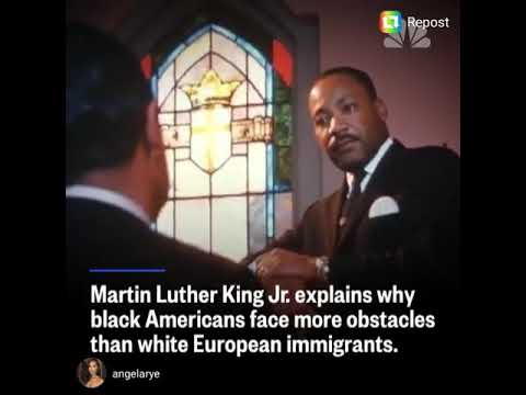Dr. Martin Luther King interview on NBC News