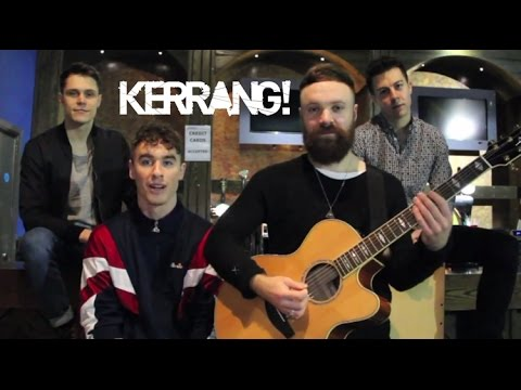 Kerrang! Tour 2015 - Don Broco Money Power Fame acoustic