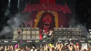 Airbourne - Rivalry, Girls in black (Live at Rock am Ring 2017)