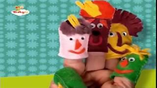 Parmak Kaç - Where is My THumbkin - Baby TV Türkçe