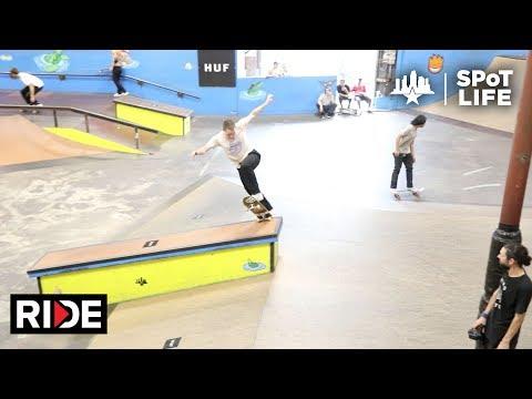 HUF Team in Tampa –Austyn Gillette, Brad Cromer, Jake Anderson –SPoT Life