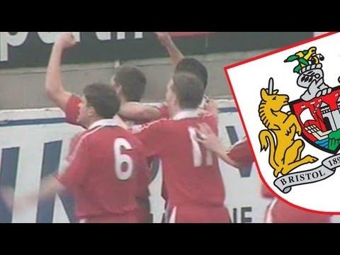 Classic: Bristol Rovers 2-4 Bristol City (March 16th 1996)