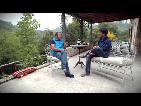 Ueli Steck interview by Hervè Barmasse - SCARPA