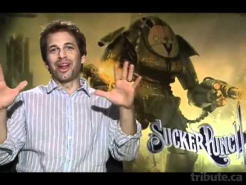 Zack Snyder - Sucker Punch Interview