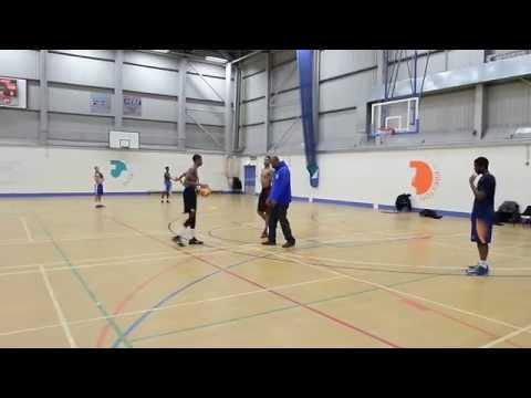 Coach Malcolm Leak talks about Preston's College Basketball