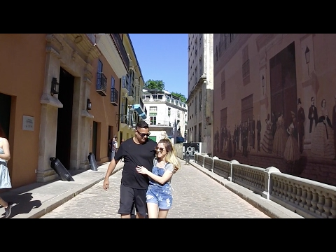 Cuba and Mexico travel music video diary
