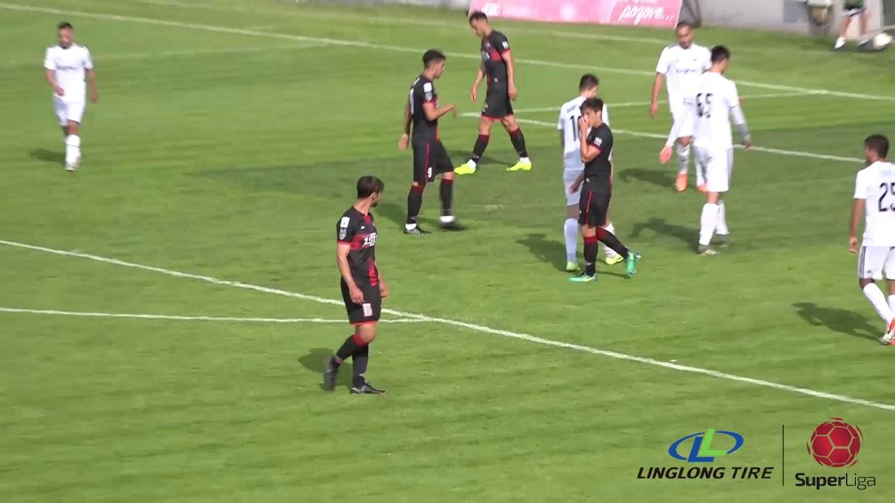 Linglong Tire Super liga 2019/20 - 30.Kolo: ČUKARIČKI – MAČVA 3:1 (1:1)