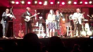 "Steve Martin and Edie Brickell, ""Pour Me Another Round,"" Telluride Bluegrass Festival, 6.20.13"