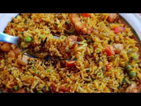 comment-réussir-son-riz-djerbien-{-rouz-djerbi-}-réalisé-au-cook-expert-de-magimix