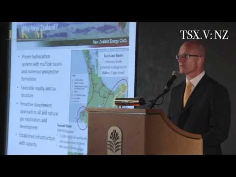 Subscriber Investment Summit 2011: New Zealand Energy