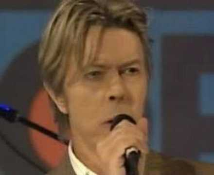 David Bowie - Slow Burn (live)
