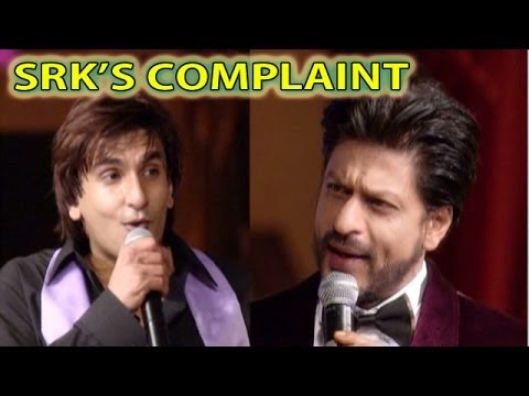 Shahrukh Khan's complaint with Ranveer Singh Mp3