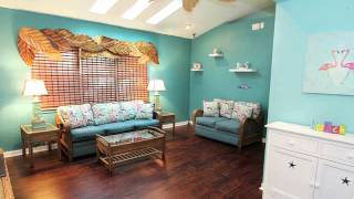 The Blue Flamingo Cottage St. Pete Beach Vacation Rental(Stay on one of the country's top beaches. Fully Furnished beach house, 2 bedrooms 1 and 1/2 bath pool home. Walking distance to the Beautiful White Sand ..., 2015-10-22T23:28:44.000Z)
