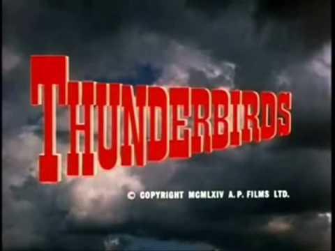 Thunderbirds The Uninvited  Shane Rimmer