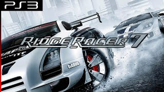 Longplay [PS3] Ridge Racer 7 - Part 1 of 3