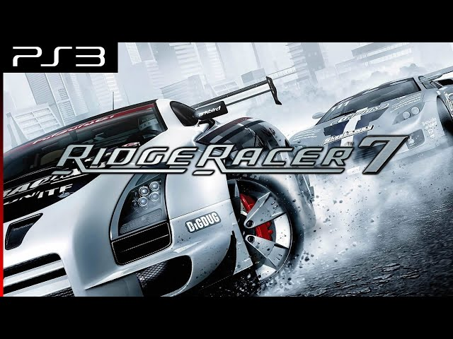 Playthrough [PS3] Ridge Racer 7 - Part 1 of 3