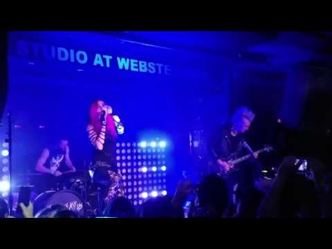 """Icon for Hire, """"Supposed to Be"""", live@ The Studio at Webster Hall, November 7, 2016"""
