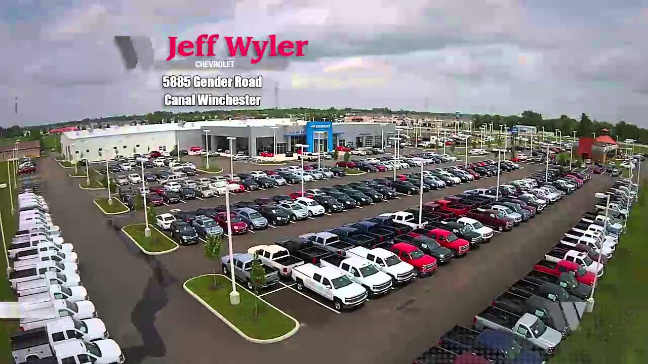 Chevy Of Columbus >> Jeff Wyler Chevrolet Of Columbus January 2016 Sales Special Canal Winchester Oh Springfield