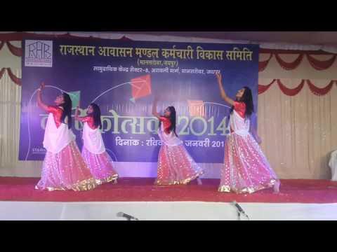 Beti bachao beti padao dance choreographed by: Dhanwanti