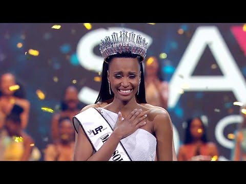 Miss South Africa 2019 - Zozibini Tunzi Full Performance HD