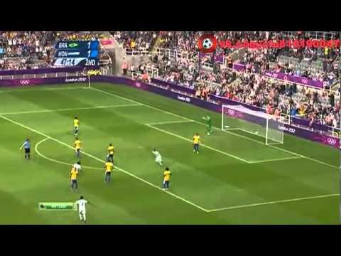 Олимпийские игры 2012:футбол. Бразилия 3:2  Гондурас .