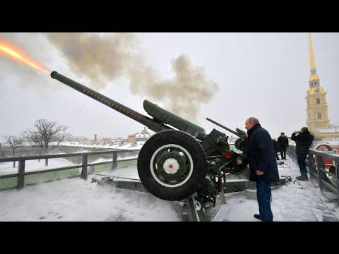 Feuer Russland