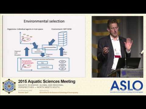 2015 ASLO Plenary: Tim Lenton