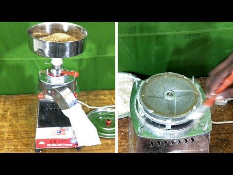 Best Stone Type Atta Chakki | Flour Mill | Table Top | Call Us - 03436610100