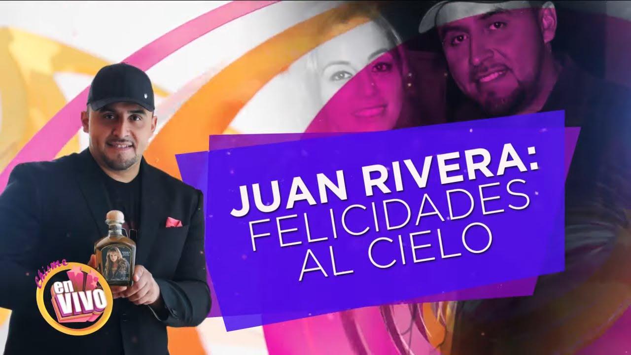 JUAN RIVERA abre su corazón acerca de JENNI RIVERA | Chisme En Vivo