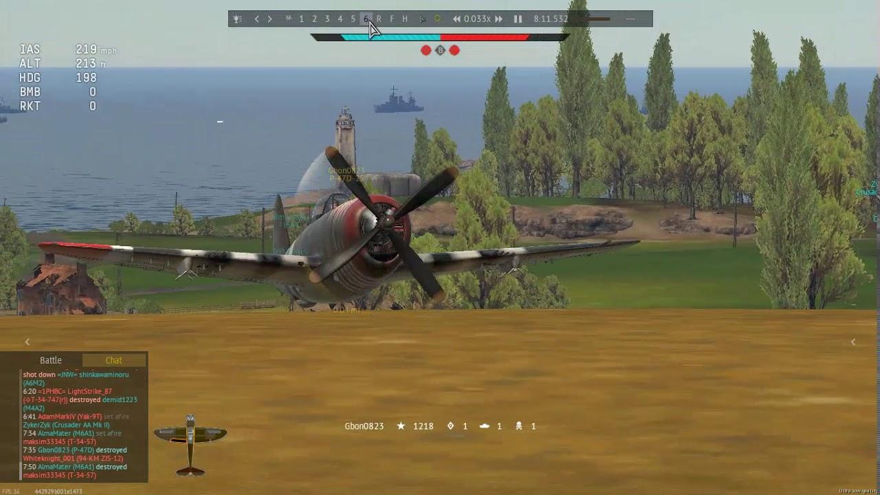 War Thunder: Recording_1