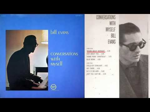 Bill Evans Conversations With Myself  'Roud Midnight Mp3