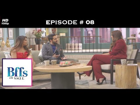 BFFs with Vogue S02  Bhumi fell for her coworker! Was it Ayushmann?