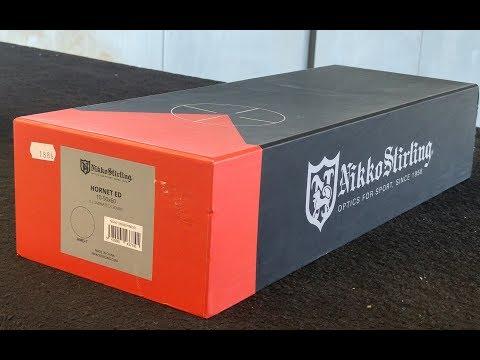 Nikko Stirling Visor Diamond Sportsman 10-50x60 Ret/ícula Iluminada HMD