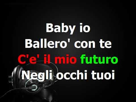 Ed Sheeran - Perfetto (in italiano) - KARAOKE