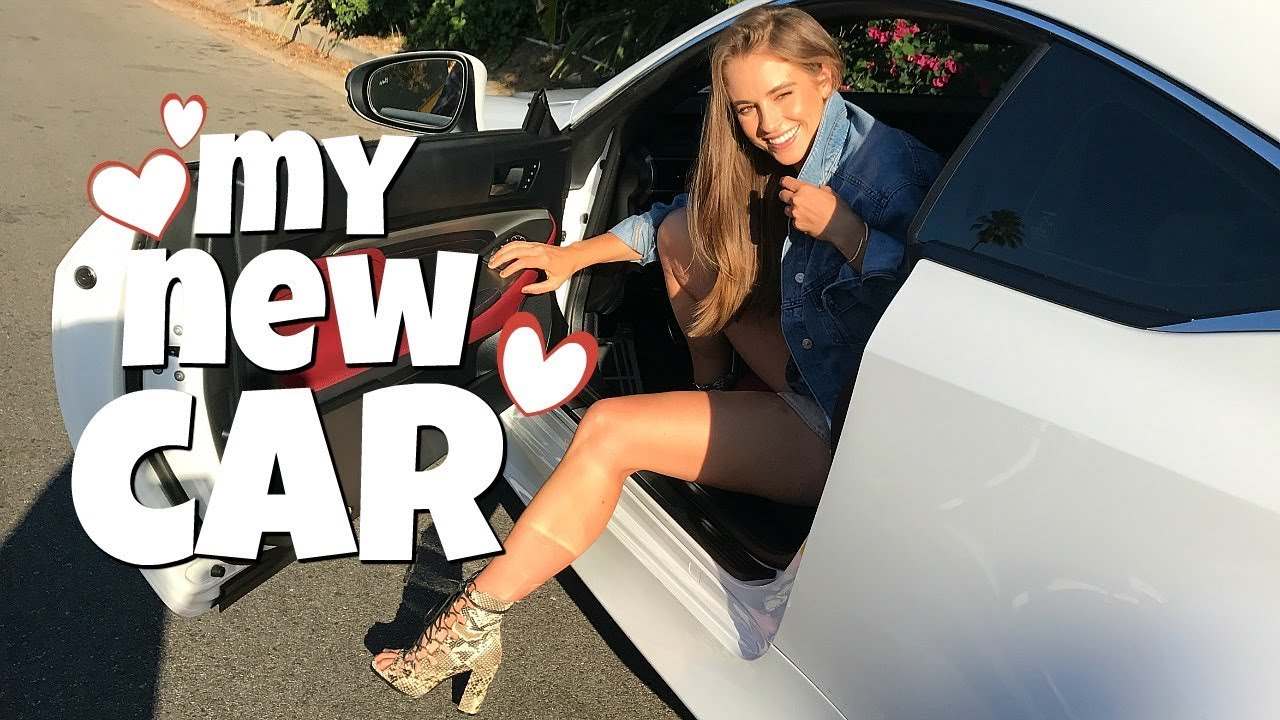Rachel Demita New Car