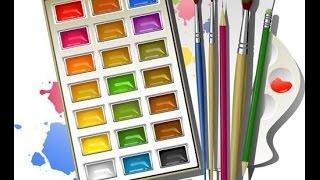 Что нужно носить с собой в школу на урок рисования.