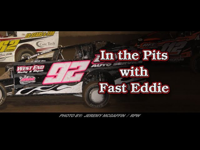 In the Pits with Fast Eddie Andrew Buff