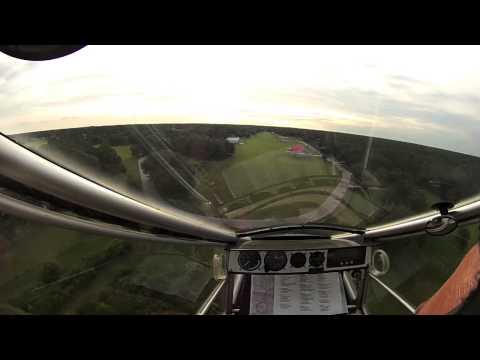 Flying the Hawk Arrow II