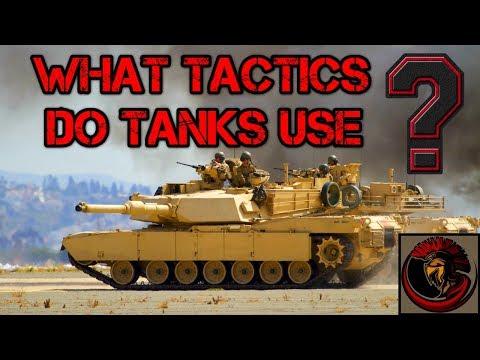 How Do Tanks Tactics Work?